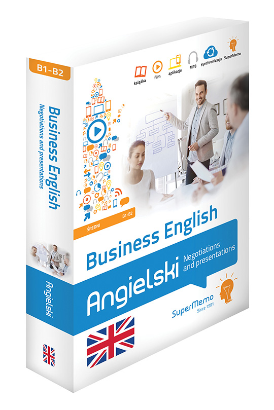 Business English – Negotiations and presentations