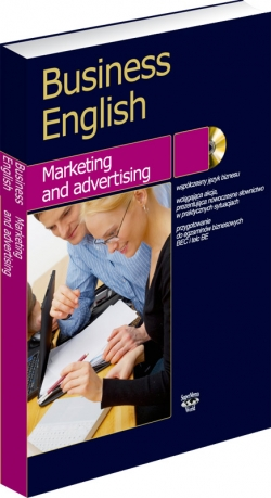 Business English. Marketing and advertising – książka i MP3