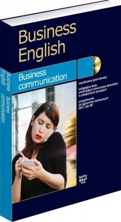 Business English. Business communication – książka i MP3
